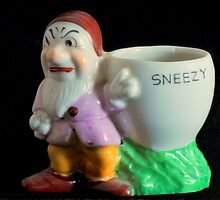 Sneezy by Tom Newman