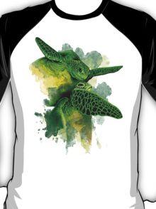 Gliding the Green T-Shirt