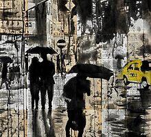 city noir by Loui  Jover