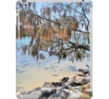 River Bank iPad Case/Skin