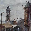 Ballarat railway station by Mick Kupresanin