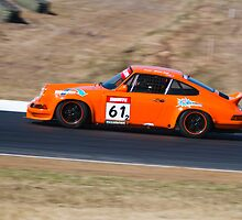 Graeme Cook - 1971 Porsche 911 RS by WantedImages
