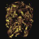 Four Horsemen of the Sci Fi Apocalypse by jimiyo