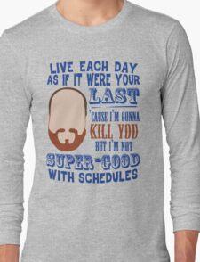 Whedon's Tweet Long Sleeve T-Shirt