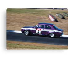 Phil Showers - 1972 Ford Escort RS Canvas Print
