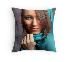 ashlea 8 Throw Pillow