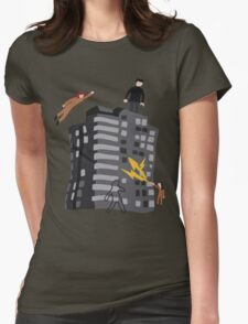 Rudy 2's Sweater Womens Fitted T-Shirt