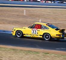 Greg Keene - 1973 Porsche 911 RS by WantedImages