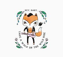 rock'n roll fox Unisex T-Shirt