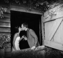 The Wedding Kiss xxx by tracyleephoto