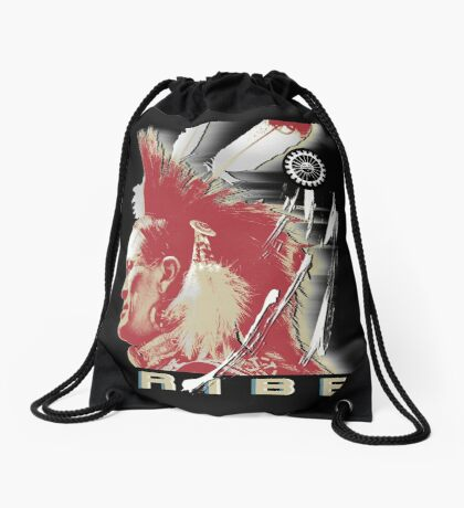 tribe 2 Drawstring Bag