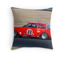 Tony Karanfilovski- 1970 Alfa Romeo GTAM Throw Pillow