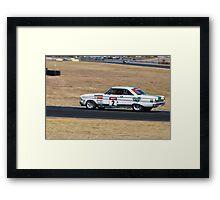 Jim Richards - 1964 Falcon Sprint Framed Print