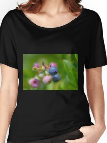 Blueberry fruit Women's Relaxed Fit T-Shirt