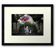 Lachlan Framed Print