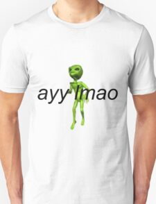 ayy lmao - Best of the Internet T-Shirt