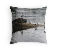 Intelligence without ambition is a bird without wings. -Salvador Dalí Throw Pillow