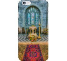 Peaceful Prayers iPhone Case/Skin