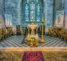 Peaceful Prayers by Ian Mitchell