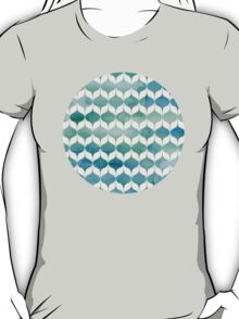 Ocean Rhythms and Mermaids Tails T-Shirt