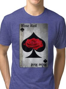 Rose of Spades Tri-blend T-Shirt