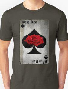 Rose of Spades Unisex T-Shirt