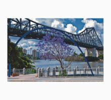 Story Bridge Through Arch Brisbane Australia T-Shirt