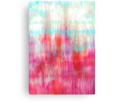Color Song Canvas Print