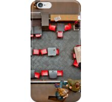 Red Chairs iPhone Case/Skin