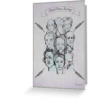 · Dead Poets Society · Greeting Card