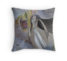 Magicians Assistant 1 Throw Pillow