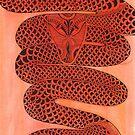 Snake by Kseniya Beliaeva