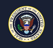 Seal of the President of the United States by Carsten Reisinger