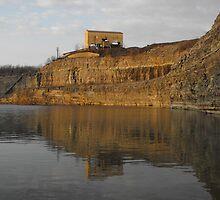 Marmora Mine Pit by Tracy Wazny