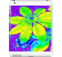 Flora 1 iPad Case/Skin