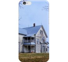 The Old House on  the Hill iPhone Case/Skin