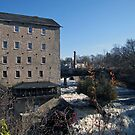 The Old Elora Mill by jules572