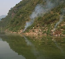 The Shennong Stream,China. by elphonline