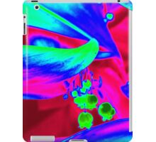 Flora 4 iPad Case/Skin