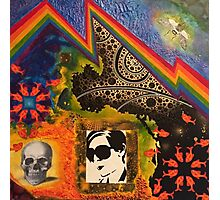 Rainbow in the sky Photographic Print