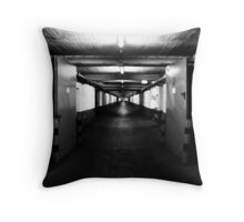 The matrix Throw Pillow