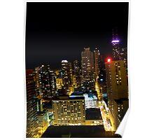 """Gotham City"" Poster"