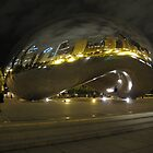 "'Chicago Bean"" by ryanjbolger"
