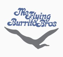 Chris Hillman – Burrito Brothers by dreamtee