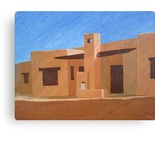 Adobe #1 Canvas Print