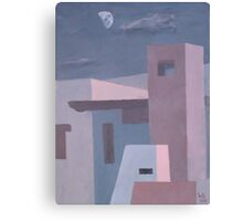Adobe #10 Canvas Print