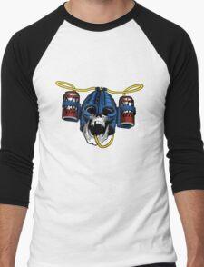 Beer-Helmet Men's Baseball ¾ T-Shirt