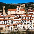 Linares de Mora, Maestrazgo, Treuel, Spain by Andrew Jones