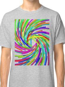 Brush Strokes 2 Classic T-Shirt