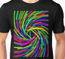 Brush Strokes 2 Unisex T-Shirt